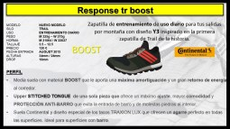 Adidas Response Trail Boost 2015