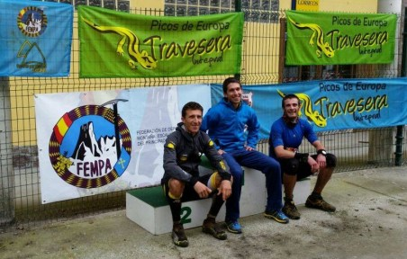 Podio Manuel Merillas Javi Domínguez y Alex Colomina Foto Javi Domínguez (3)