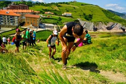 zumaia flysch trail. foto: Organización.