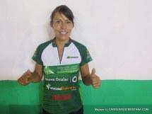 Gemma Arenas en meta #GTP15. Campeona España FEDME. Foto: Mayayo