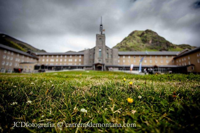 Panorámica del Santuario de Nuria