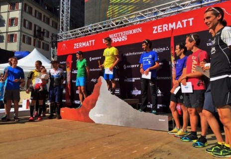 Matterhorn ultraks 2015 Top10 chicos foto: Org.