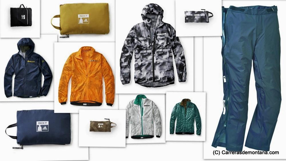 Remisión Rafflesia Arnoldi recompensa  Adidas trail: Cortavientos Agravic Wind Jacket (100gr) y Chaqueta Agravic  3L Jacket (175gr) Análisis técnico y gama Terrex trail. - CARRERAS DE  MONTAÑA, POR MAYAYO