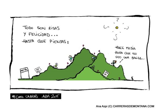 #Trailviernes 13: Te has perdido. Momentazo clásico en las carreras de montaña.