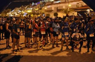 fotos tenerife blue trail 2015. organizacion salida ultra 100km