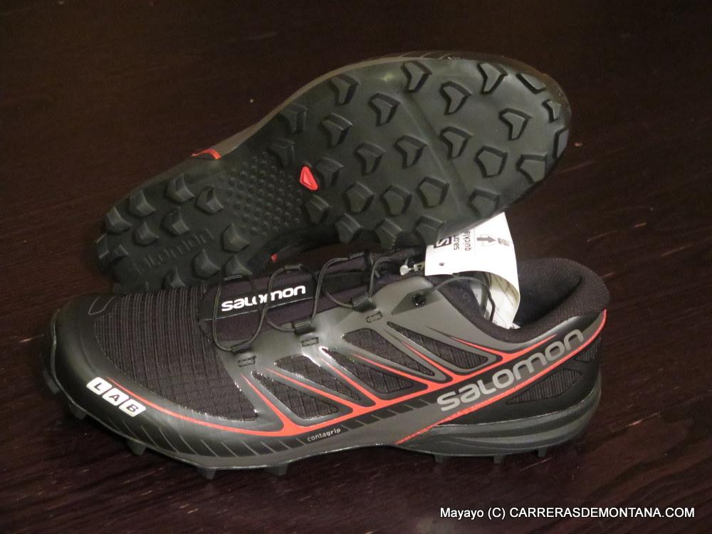 precio de zapatillas salomon xr 750