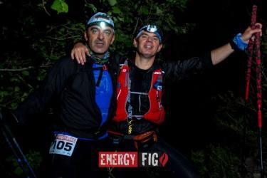 Canfranc Canfranc 2015: Francisco Berben y Mayayo en Coll de Ladrones