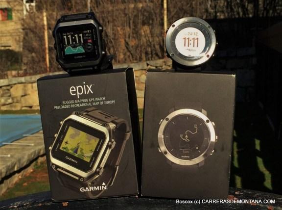 garmin epix vs suunto traverse comparativa reloj gps (1)