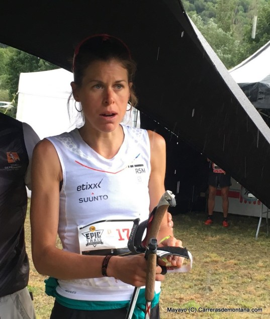 Laura Orgué, plata en el Mundial y en la Copa del Mundo.