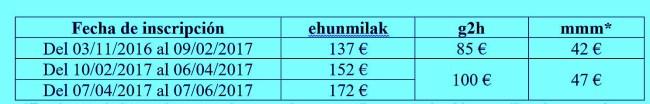 ehunmilak-2017-inscripciones-precios-carrerasdemontana-com