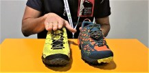 La Sportiva Akyra vs Akyra Goretex zapatillas trail running