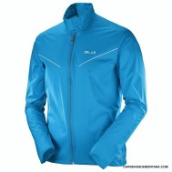 Salomon Slab light jacket azul