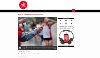 #radiotrail especial voluntarios carreras montaña ehunmilak 2017