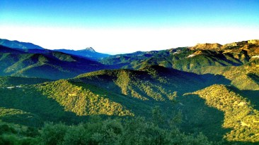 Calendario Carreras Montaña Andalucia 2018 recomienda Ivan Vivo 7ultra trail valle del genal