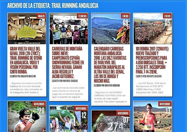trail running andalucia por mayayo