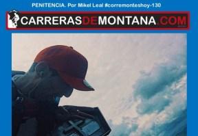 carreras de montaña y penitencia en #corremonteshoy