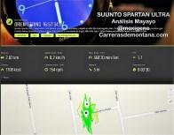 Suunto Spartan Ultra reloj gps prueba viaje astral