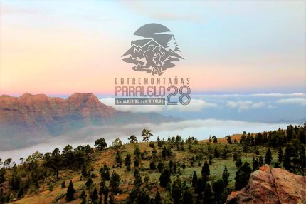 Entremontañas Paralelo 28 trail canarias cartl