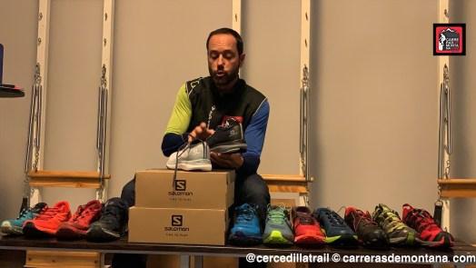Presentación gama calzado Salomon 2019