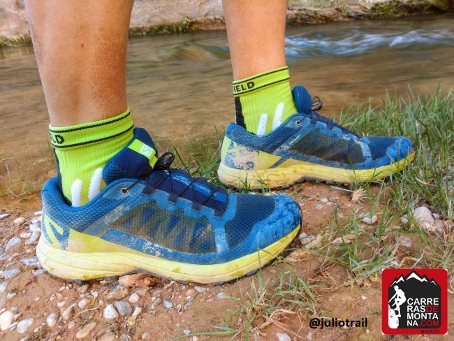 Salomon XA Elevate - Agua @juliotrail