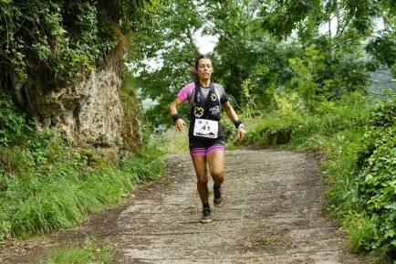 Gemma Arenas ganadora de EDP Desafio Somiedo_Manuel S. Calvo