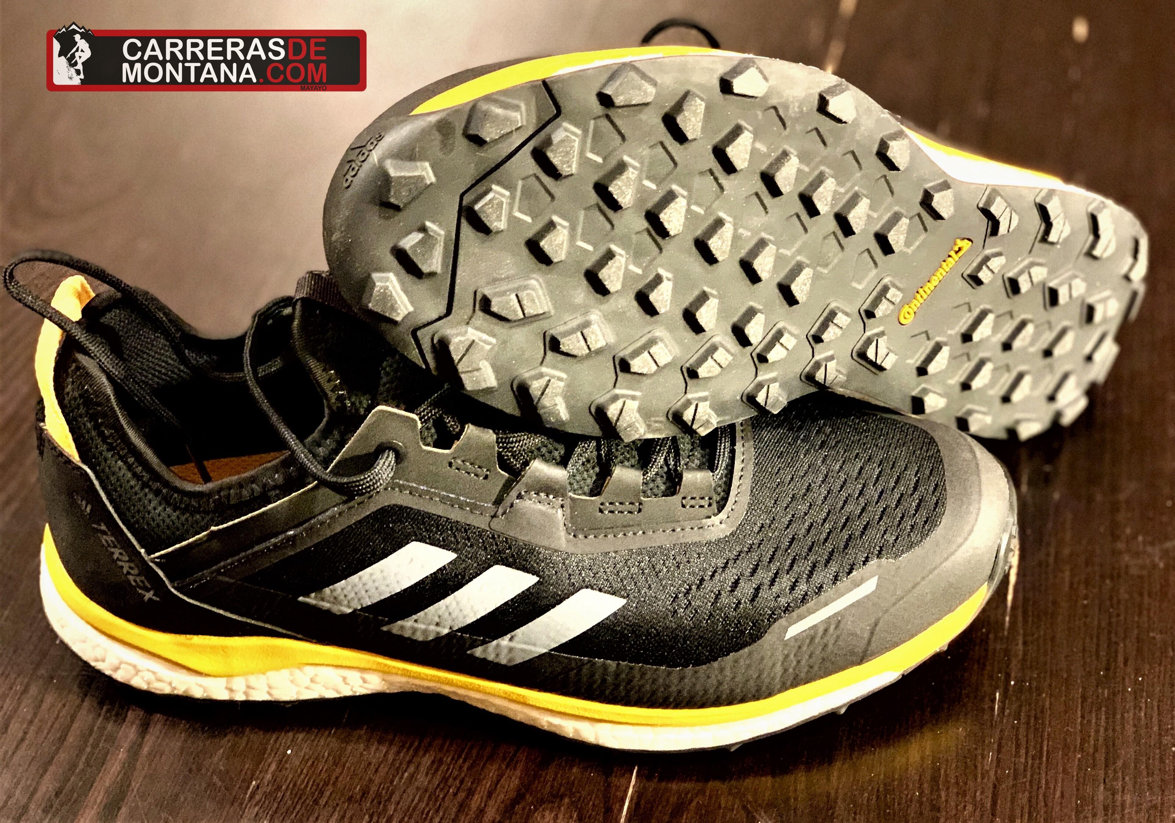 Adidas Terrex Agravic Flow (310gr/Drop6): Zapatillas trail ...