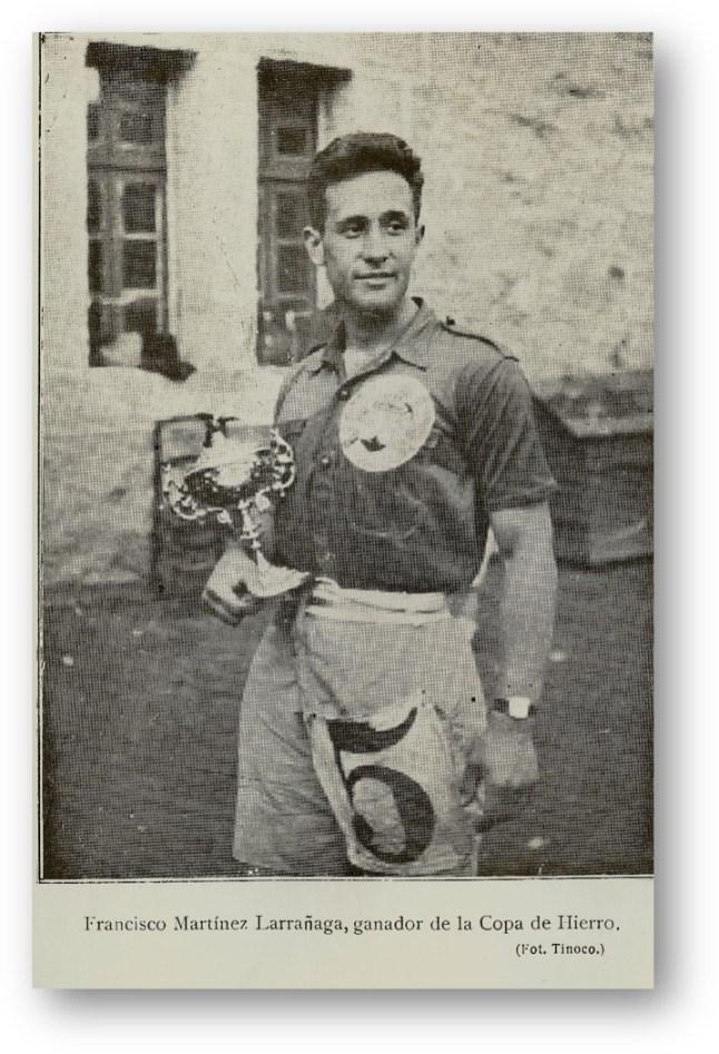 Carreras de montaña madrid copa de hierro 1924 2