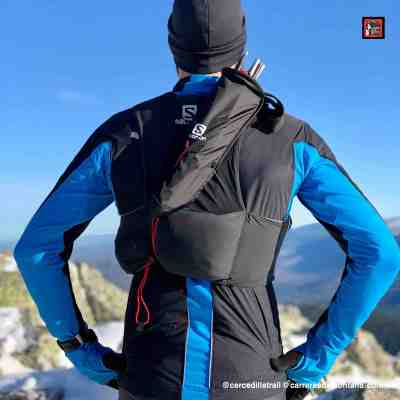 Mochila Salomon SLab Sense Ultra 5 Set (5)