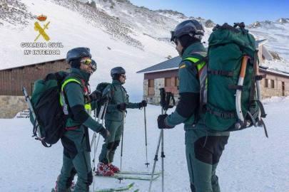 greim guardia civil esqui de montaña