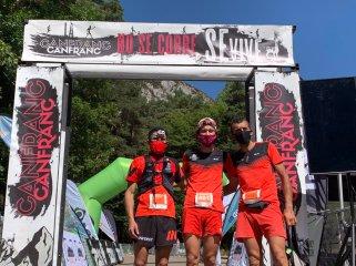podio maraton canfranc canfranc 2020 foto mayayo