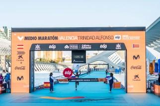 Medio Maraton Valencia 2020 Dibaba