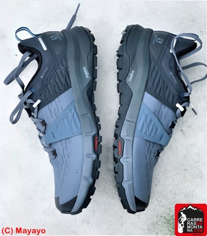 zapatillas gore tex salomon odissey gtx (36) (Copy)