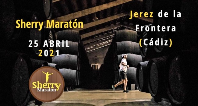Sherry Maratón 2021: Info por Mayayo. CARRERASDEMONTANA.COM