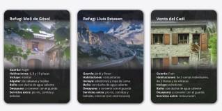allta ruta del cadi guía seis refugios de montaña (4)