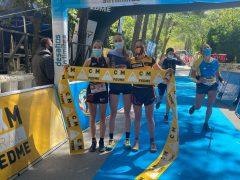 magina sky race fotos podio femenino promcion by fedme
