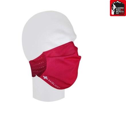 raidllight mask mountain summer red (Copy)