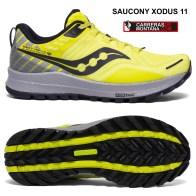 saucony xodys 11 zapatillas trail running