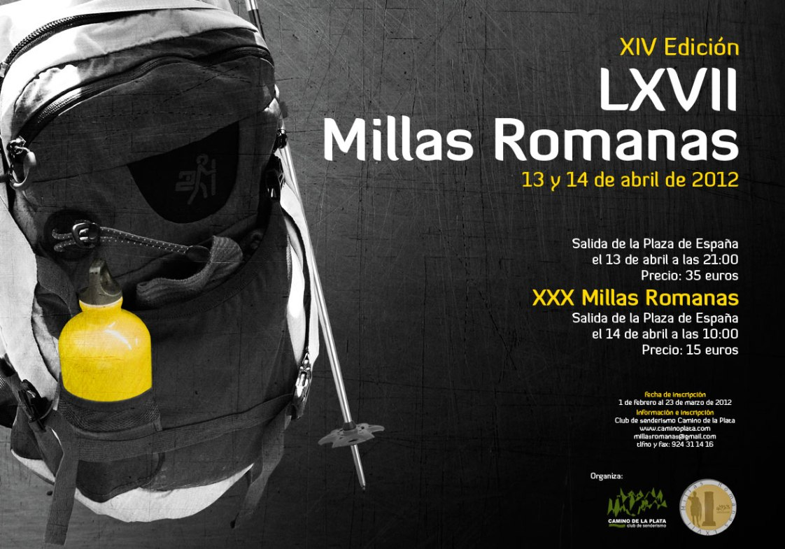 Ultra Trail Millas Romanas Merida