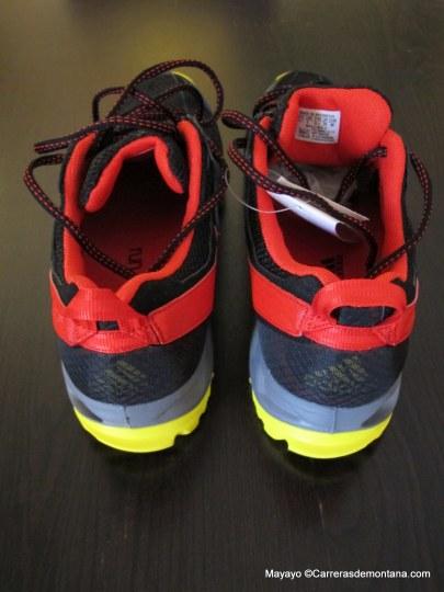 Adidas Kanadia Tr5 Caracteristicas