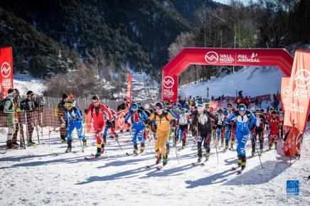 Skimo vertical race fontblanca 2016 2