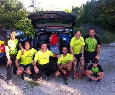 oxfam trail walker 2016 carrerasdemontana.com
