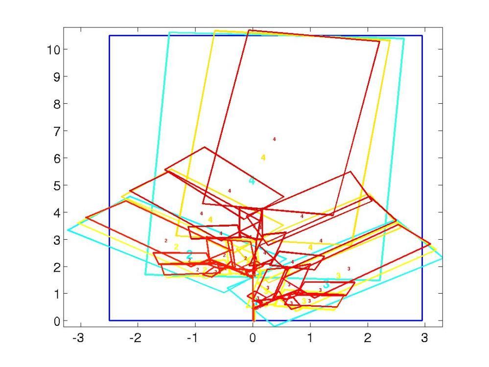 medium resolution of the fern tree fractal fern m