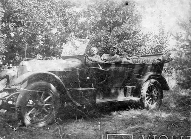 1920-е. Бенц в России .