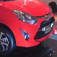 New Agya G Vs Trd Grand Avanza 1.3 E Std A/t Toyota Selisih Rp 20 Juta Inilah Perbedaan Tipe Dengan Melihat Ke Bawah Dan S Menggunakan Pelek Berdiameter 14 Inci Sementara Untuk Varian Bermesin 1 200 Cc Facelift Ini Telah