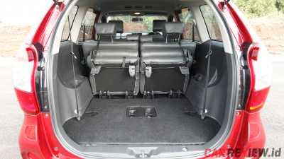 grand new veloz vs mobilio rs cvt all kijang innova type v versus honda e prestige facelift toyota 1 5 a barang tinggi lebih mudah masuk ke bagasi