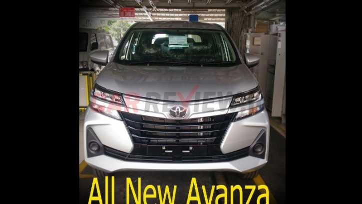 harga grand new veloz 2019 avanza bekas berikut bocoran lima varian all yang meluncur 9 januari
