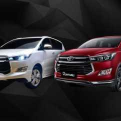 Perbedaan All New Kijang Innova G Dan V Grand Avanza E 1.3 Komparasi Desain Mesin Toyota Venturer Vs Crysta