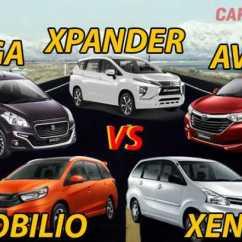 Grand New Veloz Vs Ertiga Spesifikasi All Kijang Innova 2014 Perang Harga Lmpv Indonesia Mobilio Dreza Xpander Avanza Xenia
