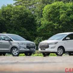 All New Kijang Innova Diesel Alphard 2018 Indonesia Versus Toyota 2 4 Q Vs V M T