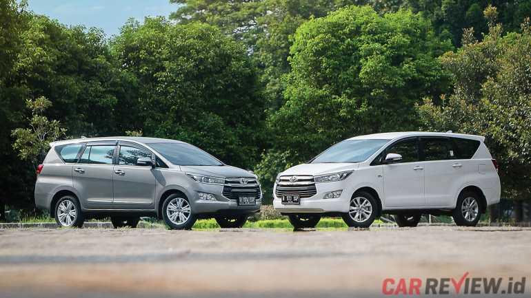 all new kijang innova diesel vs bensin toyota agya trd sportivo versus : 2.4 q ...